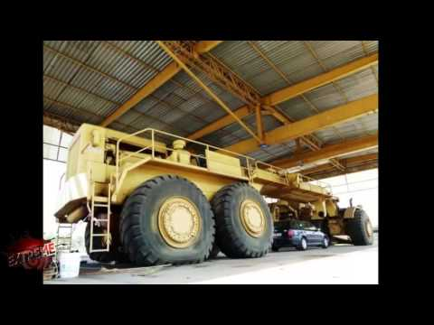 The Largest Grader in The World Extreme