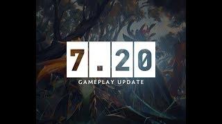 Dota 7.20 Patch - Hero Değişiklikleri