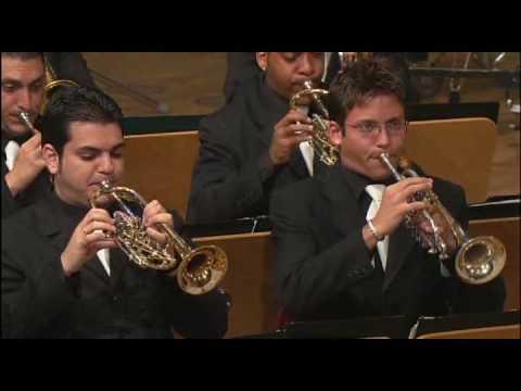 Venezuelan brass live from the Konzerthaus Berlin