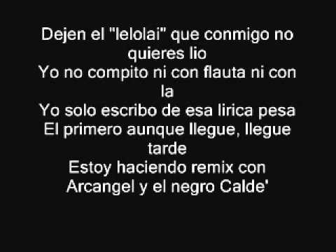 karaoke los mate remix