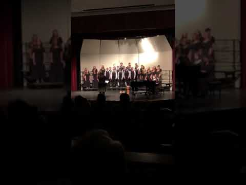 "Andale High School Concert Choir ""Al Shlosha D'Varim"""