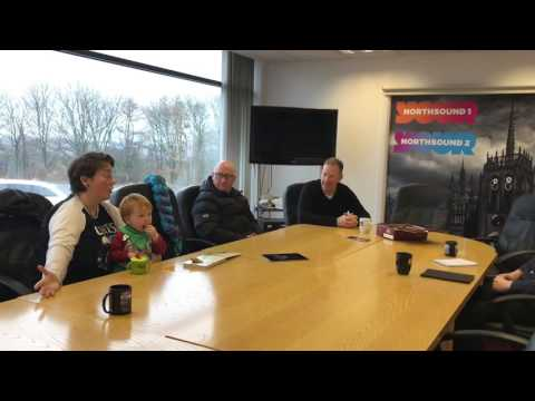 We talk to the people made redundant from North Sea Oil and Gas