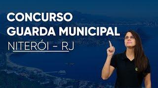 Prova Comentada - Guarda Civil Municipal de Niterói - RJ I Parte 01