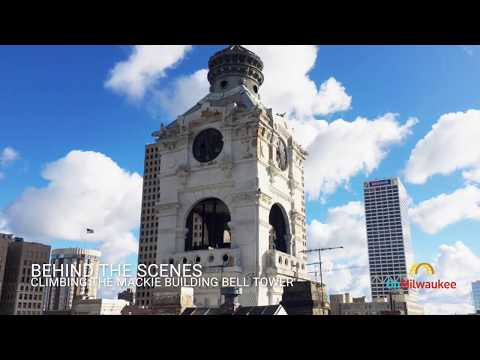 Urban Spelunking: Climbing The Mackie Bell Tower