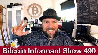 #490 Bitcoin Cash Fork hat stattgefunden, BCH Krieg hat begonnen &Bitcoins Erholung kann dauern