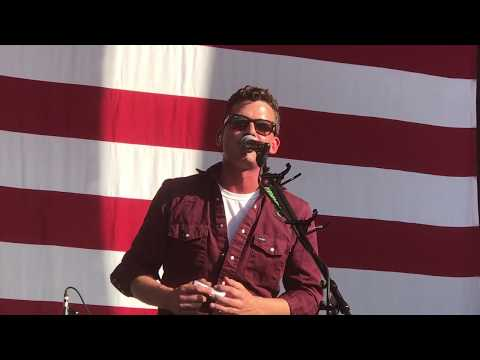 Turnpike Troubadours Live - Willie Nelson's 4th of July Picnic 2017