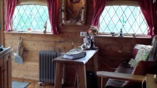 Het kleine Paradijs Boomhhut Uilenspiegel