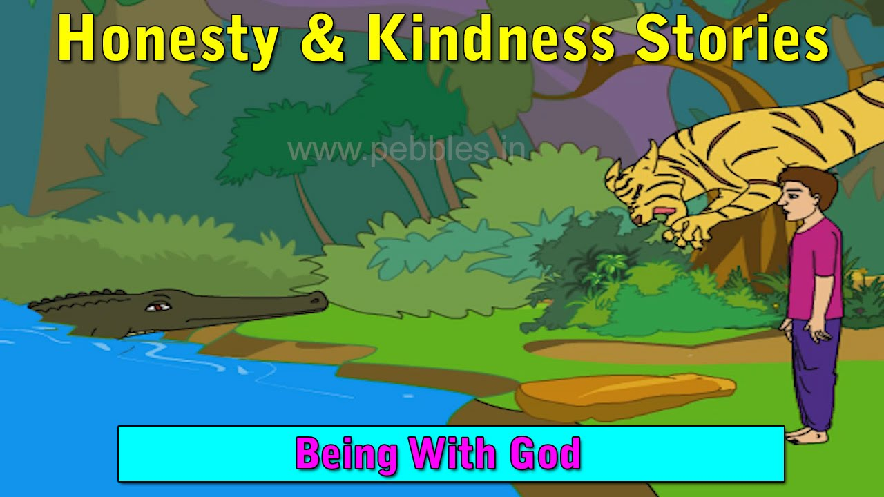 Being With God Moral Stories In English For Kids English