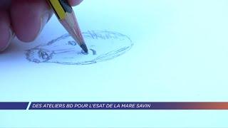 Yvelines | Des ateliers BD pour l'ESAT de la Mare Savin