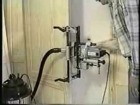 & Virutex Lock Mortiser Based on Porter-Cable 513 - YouTube