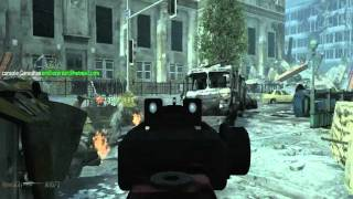 Call Of Duty Modern Warfare 3 - Gameplay GeForce 210