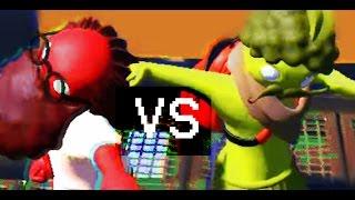 PEPA VS PEPE - Gang Beasts