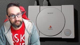 Encendiendo por primera vez la PlayStation Classic