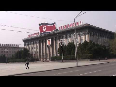 Pyongyang daily life and views North Korea