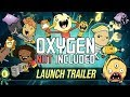 Oxygen Not Included [Official Launch Trailer]