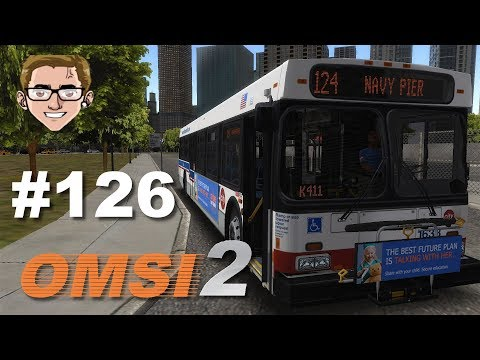 [Lets Play] Omsi 2 #126 - Chicago - Hello and Welcome my friends