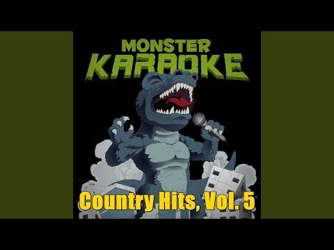 God Must Be a Cowboy (Originally Performed By Dan Seals) (Karaoke Version)