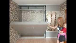 Подъемная кровать, шкаф-кровать.(г.Санкт-Петербург Информация на сайте Ссылка http://www.krovatspb.ru Фирма