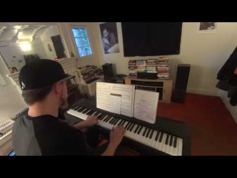 Love Galore ft. Travis Scott Piano Cover