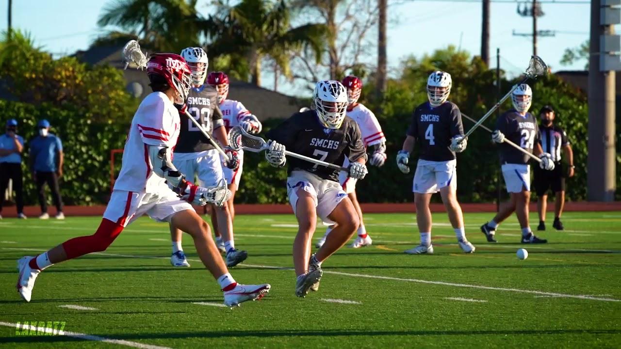 Mater Dei Lacrosse vs. Santa Margarita - 4/28/21