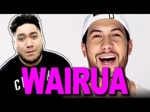 WAIRUA - Maimoa REACTION!!!