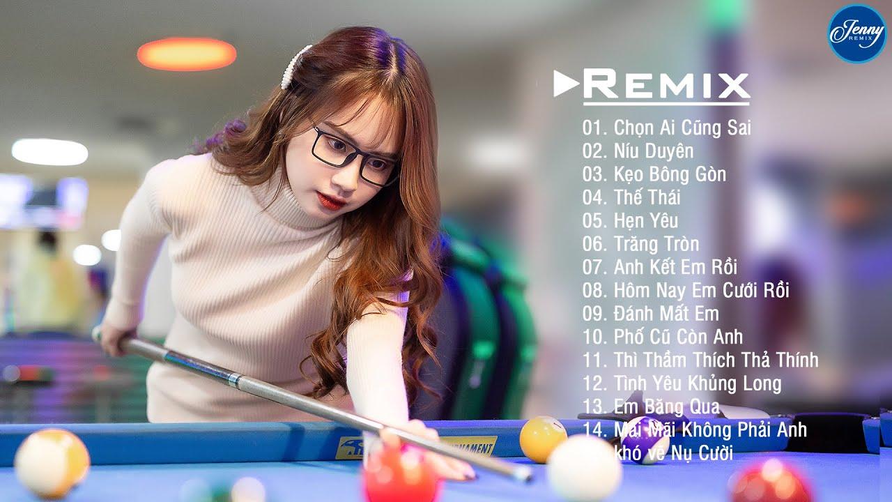 NHẠC TRẺ REMIX 2020 HAY NHẤT HIỆN NAY - EDM Tik Tok JENNY REMIX - Lk Nhạc Trẻ Remix 2020 Cực Đỉnh