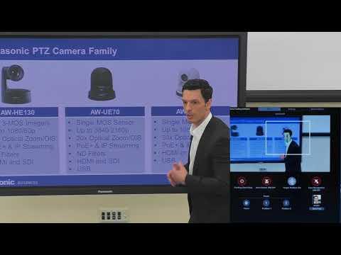 Panasonic Auto Tracking Software AW-SF100