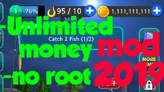 Gambar cover Fishing Hook Mod Apk