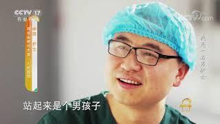 《遍地英雄》 20200116 申琪:我是一名男护士|CCTV农业