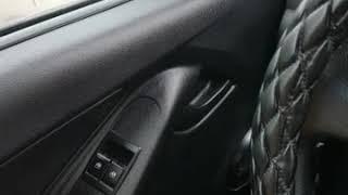 Ремонт дверной ручки Лада Гранта