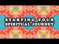 HOW TO START YOUR SPIRITUAL PATH (BECOMING ONE WITH EVERYTHING, EGO DEATH)
