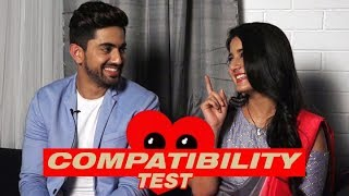 Naamkarann actors Zain Imam and Aditi Rathore take the compatibility test