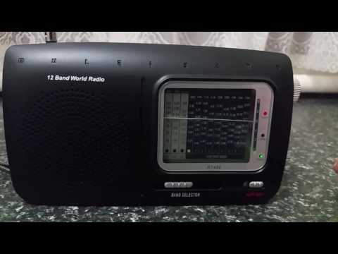 Some cheap shortwave radios