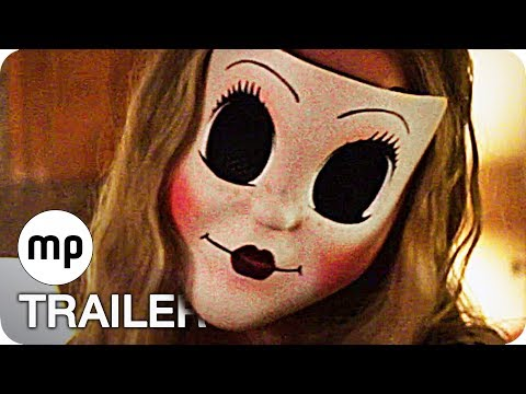 The Strangers 2 Opfernacht Trailer Deutsch German (2018) Exklusiv