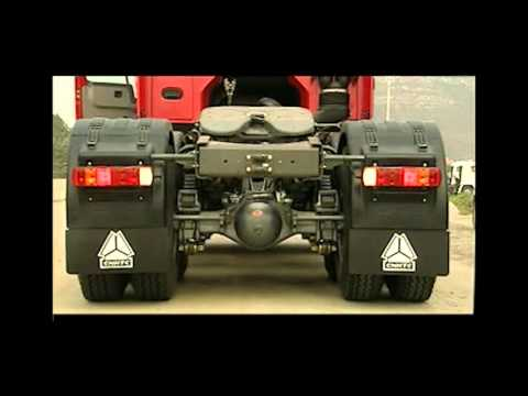 Sinotruk Truck Maintenance video (English subtitles)