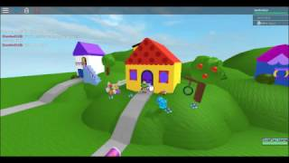 Blues Clues Roleplay Part 1 on Roblox
