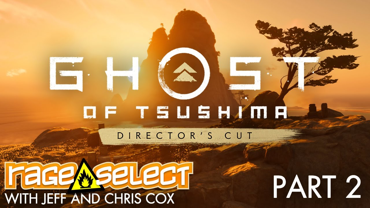 Ghost of Tsushima: Director's Cut (The Dojo) Let's Play - Part 2