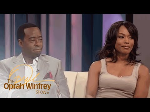 How Courtney B. Vance Set Ego Aside to Support Wife, Angela Bassett | The Oprah Winfrey Show | OWN