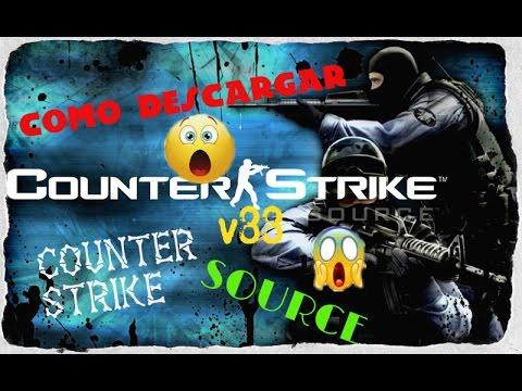 (como descargar Counter Strike Source V88 ONLINE Y EN ESPAÑOL)