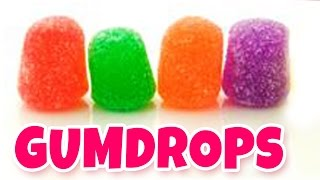 How to make Gumdrops  Quick and Easy Recipes  Learn how to cook with Hoopla Recipes