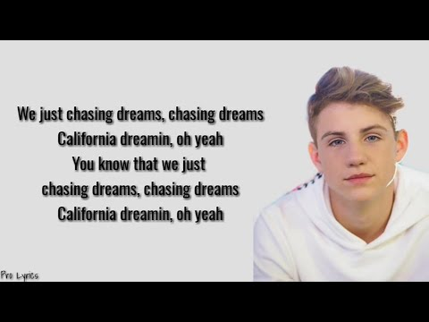 MattyBRaps - California Dreamin (Lyrics)