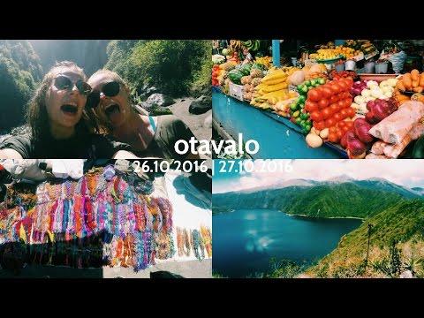 Otavalo | 2 Month Ecuador Trip 2016 / Camps International | La Ames