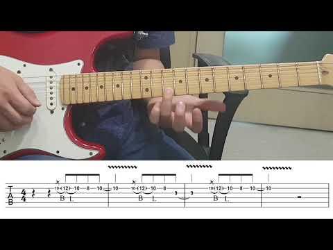 [Eric Clapton] 원더풀 투나잇 Wonderful Tonight Guitar  (Slow TAB)배우기