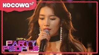 "Gambar cover [JYP's Party People] Ep 202_ ""Like It"" cover by Suzy"