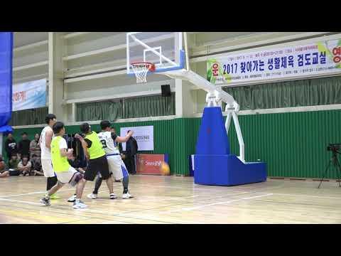 제주삼다수 3X3 BASKETBALL CHALLENGE 고등부 4강전 HES vs 상혁이따까리들 2