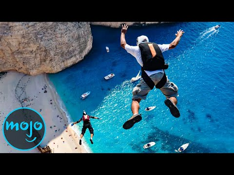 Top 10 Most Insane Real-Life Activities