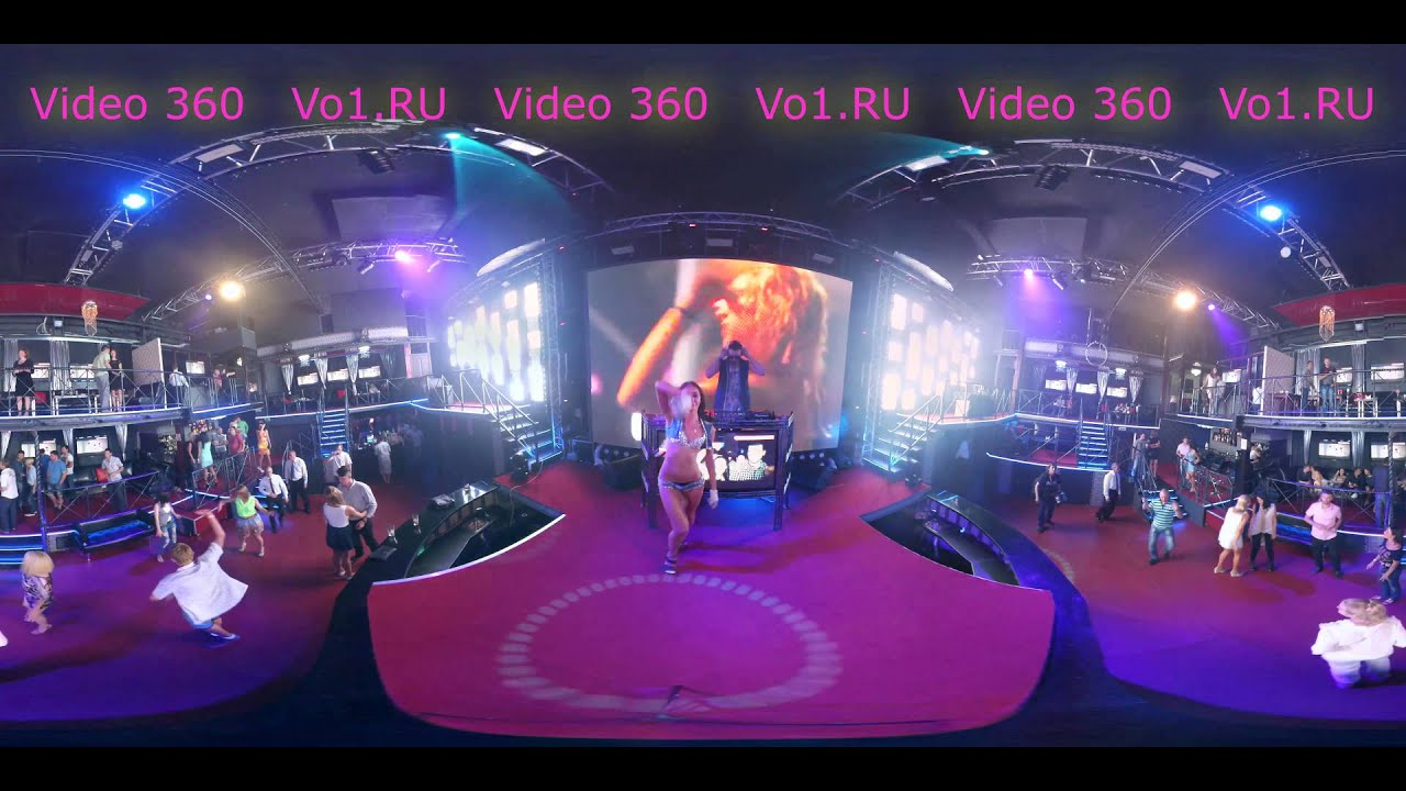 Private Party. VR video 360
