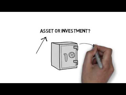 What is an Investment? Lessons in Money for Kids!