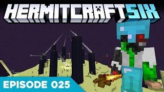 Hermitcraft VI 025 | BOUNTY HUNTING.. 😈 | A Minecraft Let