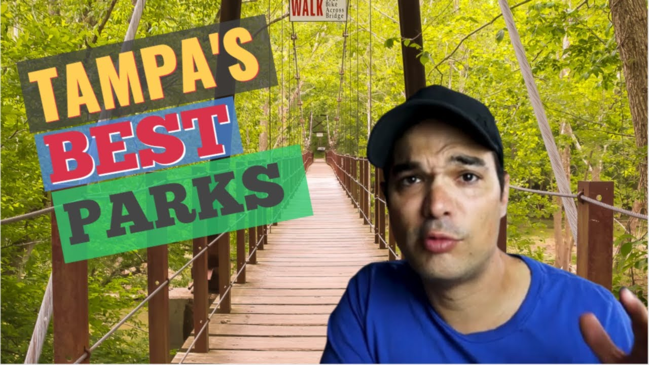 Best Parks Located in Tampa Bay Florida